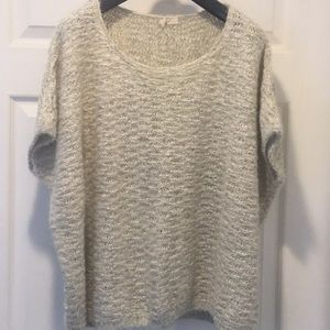 Anthropologie Moth sweater top sz M